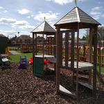 Barn Owls Preschool & day Care climbing frame